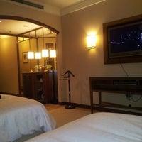 Photo taken at Sheraton Imperial Kuala Lumpur Hotel by Eday A. on 9/18/2012