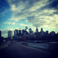 Photo taken at South Street Bridge by Mary-Jo M. on 12/11/2012