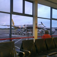 Photo taken at East Midlands Airport by Neil P. on 6/24/2013