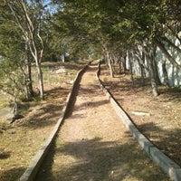 Photo taken at Zona Forestal Lomas de Zapopan by Luis Dannyel F. on 12/17/2014
