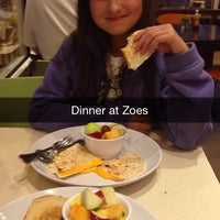 Photo taken at Zoës Kitchen by Chris L. on 10/16/2014