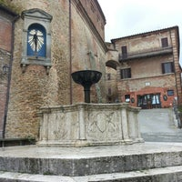 Photo taken at Panicale by Giorgia on 12/8/2014