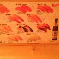 Photo taken at SW9 Sushi Bar by Ximena C. on 10/5/2012