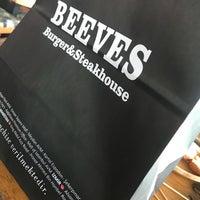 7/27/2018 tarihinde Haneen A.ziyaretçi tarafından Beeves Burger & Steak house'de çekilen fotoğraf