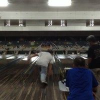 Photo taken at Super Bowling Lanes by Precious D. on 4/20/2014