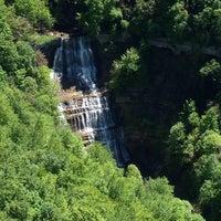 Photo taken at belvedere de la cascade de l eventail by Arn G. on 5/18/2014