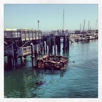 Photo taken at Domenico's On the Wharf by Andrew M. on 5/1/2013