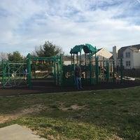 Photo taken at Cypress Street Field Playground by 🇷🇺🐝Natalia F🐝🇷🇺 on 3/16/2016