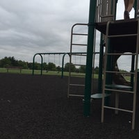 Photo taken at Cypress Street Field Playground by 🇷🇺🐝Natalia F🐝🇷🇺 on 5/29/2015