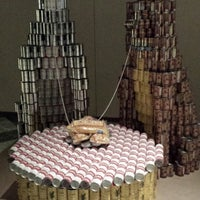 Photo taken at American Express Canstruction Room by Dan W. on 11/9/2013