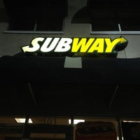 Photo taken at Subway by Jay C. on 12/29/2012