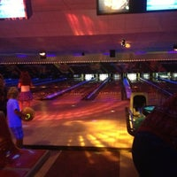 Photo taken at AMF University Lanes by Jay C. on 1/5/2013