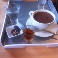 10/16/2014 tarihinde Evren S.ziyaretçi tarafından Chocolatier Laurent Gerbaud'de çekilen fotoğraf