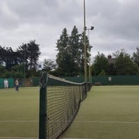 Photo taken at Bective Tennis by Iarla B. on 7/13/2017
