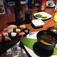 Photo taken at Sushi Itto by Gerardo M. on 10/7/2012