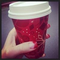 Photo taken at Starbucks by Laura J. on 11/26/2013