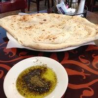 Photo taken at Pasha Mediterranean Grill by Justin B. on 7/21/2013