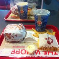 Das Foto wurde bei Burger King von Darvin R. am 6/16/2013 aufgenommen