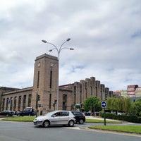 Photo taken at Estación de A Coruña-San Cristobal by Ꮐ๏Ո乙aL૦ Ⓜ. on 5/9/2013