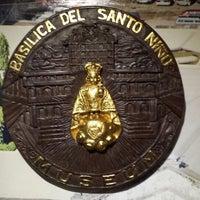 Photo taken at Sto. Niño Museum by RUBZONLINE on 3/3/2014