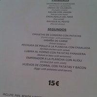 Photo taken at Restaurante La Terraza de Salud by Raquel D. on 5/25/2013