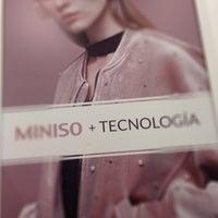 Photo prise au Miniso par Pablo I. le6/10/2018