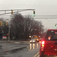 Photo taken at Burnt Mill Rd & White Horse Rd Intersection by Dan B. on 1/16/2013