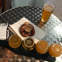 Photo taken at Barebottle Brewing Company by Sean S. on 1/20/2017