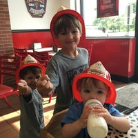 Photo taken at Firehouse Subs by David J. on 7/10/2016
