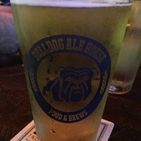 Photo taken at Bulldog Ale House - State St. by David J. on 10/10/2017