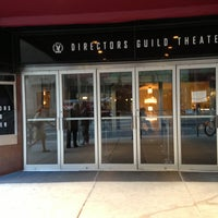Photo taken at Directors Guild Theater by Edwin M. on 5/6/2013