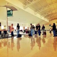 Photo taken at Midland International Airport (MAF) by Edwin M. on 4/22/2013