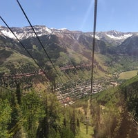 Photo taken at Telluride Gondola Station by Julia M. on 6/15/2017