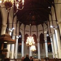 Photo taken at Martinikerk by Eric K. on 3/18/2013