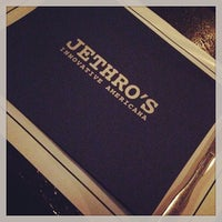 Photo taken at Jethro's Restaurant and Bar by Sophie S. on 1/29/2014