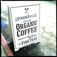 Photo taken at Groundwork Coffee by Perlorian B. on 4/2/2013