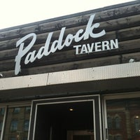 Photo taken at The Paddock Tavern by Perlorian B. on 1/31/2013
