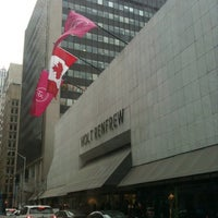 Photo taken at Holt Renfrew Centre by Perlorian B. on 2/2/2013