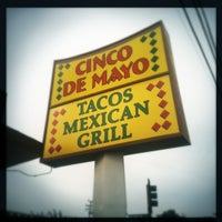 Photo taken at Cinco de Mayo by Perlorian B. on 12/4/2012