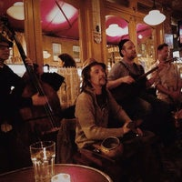Photo taken at Bar Tabac by Peijin C. on 4/16/2014