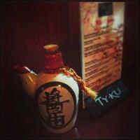 Photo taken at Tokyo Sushi by John G. P. on 1/16/2013