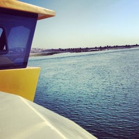 Photo taken at Ferry Boat Faro by Joao G. on 8/16/2013