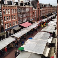 Photo taken at Albert Cuyp Markt by Joao G. on 5/15/2013