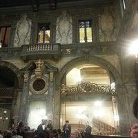 Photo taken at Palazzo Zevallos Stigliano by Daniela v. on 3/13/2014