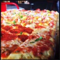 6/11/2014にMauricio R.がPizza Rusticaで撮った写真