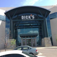 Photo taken at DICK'S Sporting Goods by Chris S. on 5/18/2013