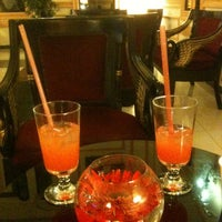 Photo taken at Cesars Temple De Luxe Hotel Lobby Bar by Надежда Ф. on 8/24/2013