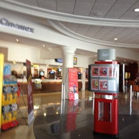 Photo taken at Cinemex by Guillermo C. on 12/7/2012