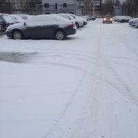 Photo taken at Парковка by Алексей А. on 12/1/2013