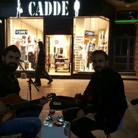 Photo taken at Cadde by Şeref G. on 6/23/2015